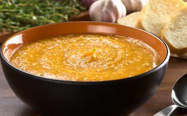Великий пост 2016: рецепт супа-пюре из сладкого картофеля