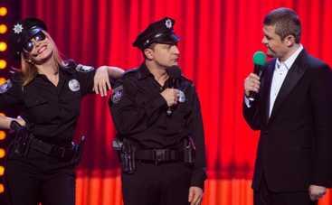 95 Квартал раскритиковали за пародию на украинскую полицию