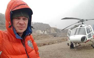 Дмитрий Комаров эвакуирован с Эвереста и находится в госпитале (ФОТО)