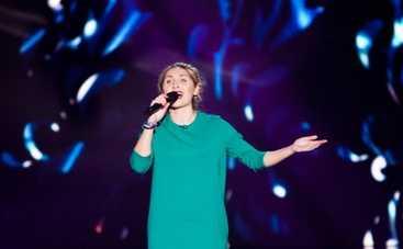 Голос країни 6: участница расплакалась прямо на сцене (ВИДЕО)