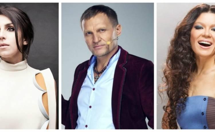 В Крыму запретили слушать Джамалу, Руслану и Олега Скрипку