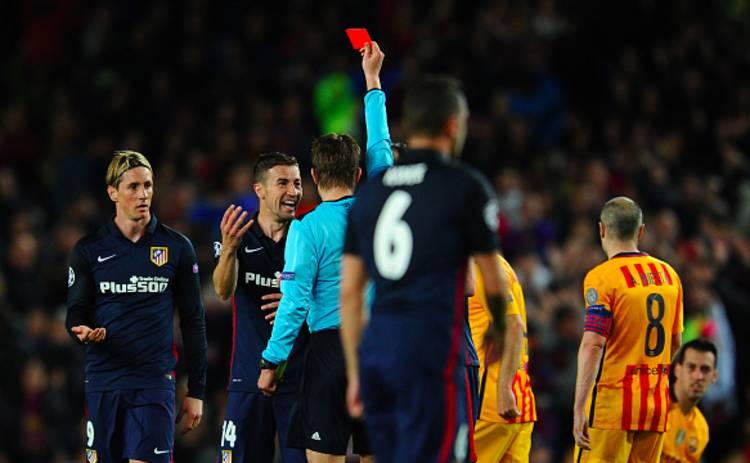 Лига Чемпионов. Барселона - Атлетико. Герой и антигерой в одном флаконе