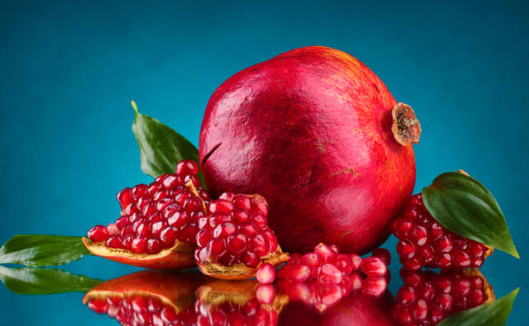 польза фрукта граната