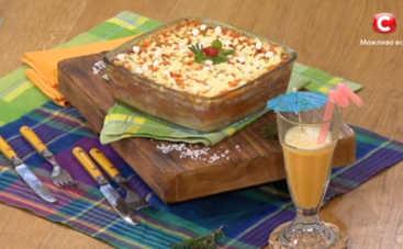 Рецепт лазаньи по-украински от Аллы Ковальчук
