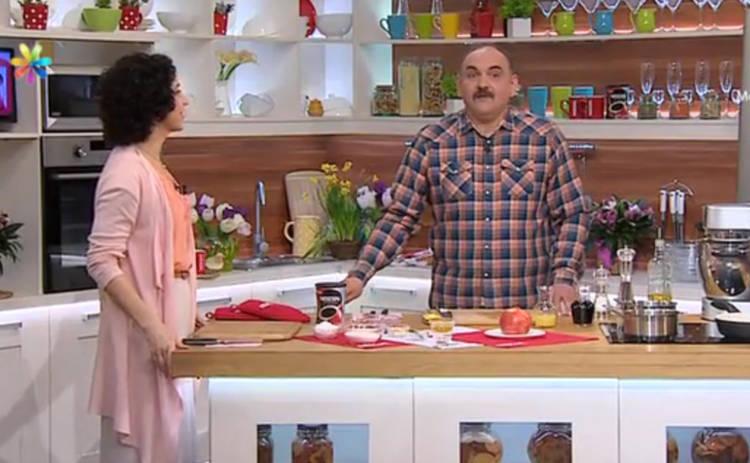 Рецепт гранатового соуса к говядине от эксперта шоу Все буде добре