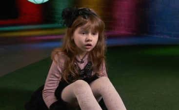 Україна має талант. Діти: девочка расплакалась из-за повышенного голоса Дзидзьо