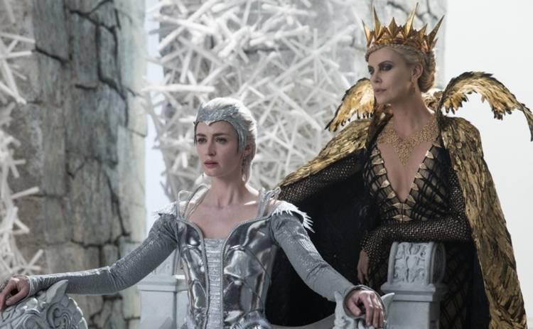 Кинопремьеры недели: Охотник и Снежная Королева, Сомния и другие