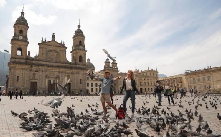 Орел и Решка. Шопинг – выпуск от 24.04.2016 – Богота