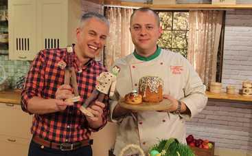 Готовим вместе: рецепты блюд к Пасхе 2016