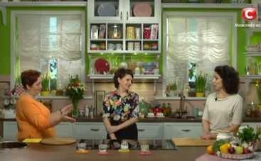 Все буде смачно: Алла Ковальчук научит готовить пирожные Спартак – 23.04.2016 (ВИДЕО)