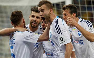 Динамо стало чемпионом страны в 15-й раз