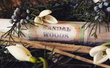 Сандаловое масло для кожи и души