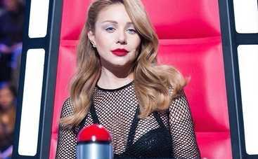 Голос країни 6: Тина Кароль взяла в эфир домашнего любимца