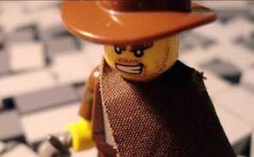Тест: Угадайте из какого фильма кадр, повторенный в Лего