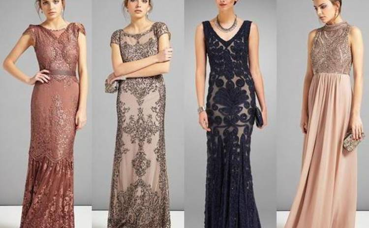 Black Tie: как выбрать платье и не выглядеть вульгарно