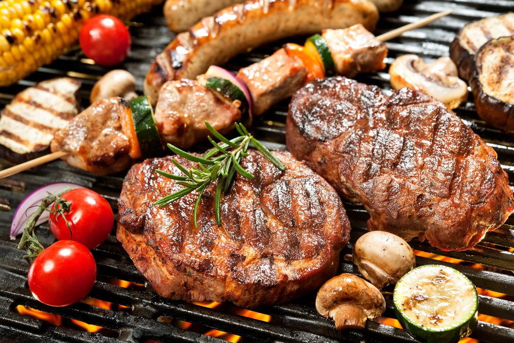 Пасха: мясные продукты