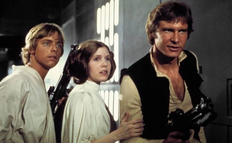 Режиссер Звездных войн опубликовал в Сети фото со съемочной площадки