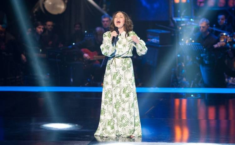 Голос країни 6: Катя Рочняк эмоционально перепела Виктора Цоя