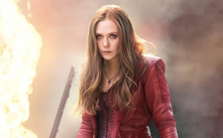 Первый Мститель: Противостояние: Элизабет Олсен рассказала об Алой Ведьме