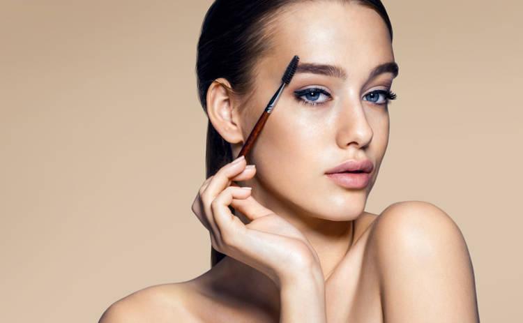 Правила макияжа от визажиста: брови