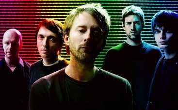 Группа Radiohead презентовала новый альбом