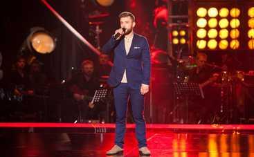Голос країни 6: подопечный Вакарчука растрогал зрителей символичной «Баладою про мальви»