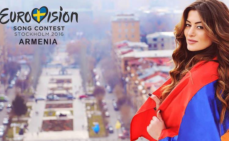 Евровидение 2016: представительница Армении оказалась сепаратисткой