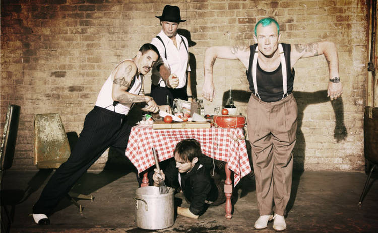 Red Hot Chili Peppers: солист доставлен в больницу