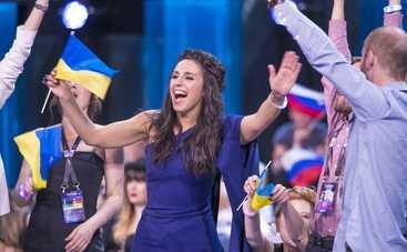 Евровидение 2016: Джамала с победой вернулась в Украину