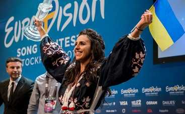 Джамала и ее команда дали первую пресс-конференцию в Украине после Евровидения 2016