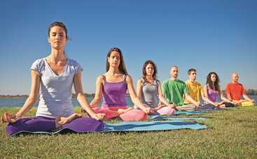 Йога: правила безопасности