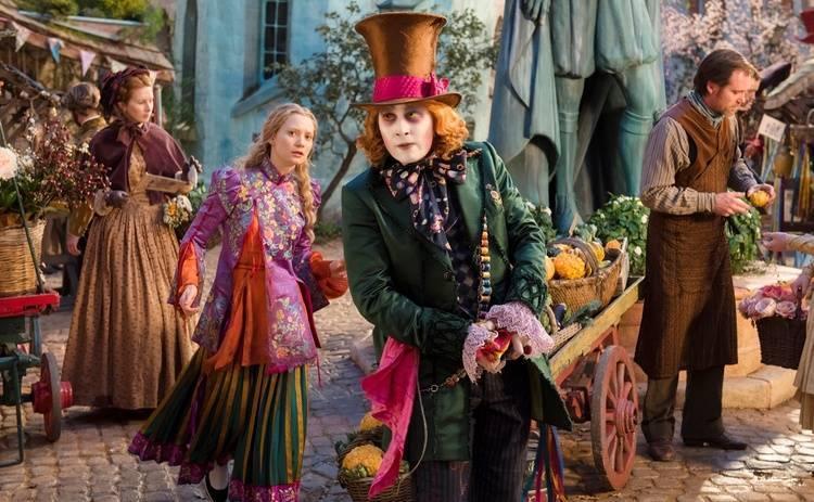 Алиса в Зазеркалье: Безумный Шляпник окончательно сбрендил