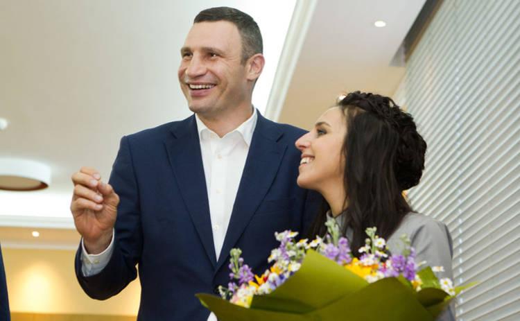 Евровидение-2017: Кличко позвал в оргкомитет Джамалу и Руслану