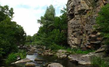 Букский каньон: скандинавские фьорды в сердце Украины (фото)
