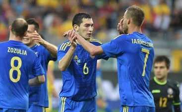 Сборная Украины начала подготовку к Евро-2016 с победы