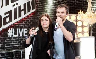 Голос країни-6: Святослав Вакарчук впервые на проекте исполнил свою песню (видео)