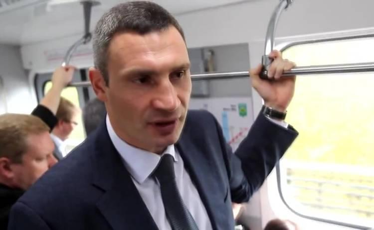Кличко признался: Киеву угрожает транспортный коллапс