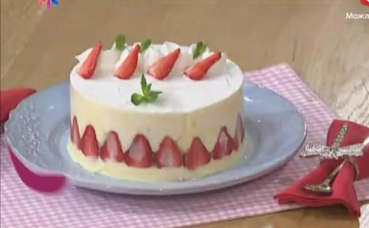 Рецепт десерта «фразье» от Лизы Глинской