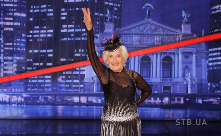 Танцюють всі-9: проект покорила 81-летняя танцовщица (фото, видео)