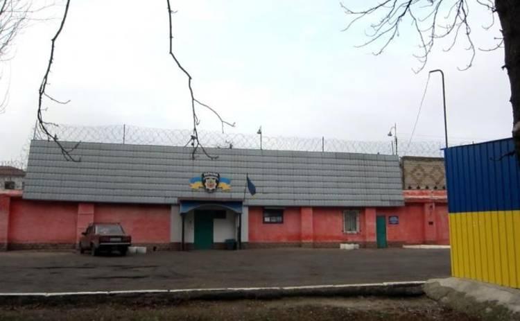 В кировоградской колонии взбунтовались заключенные