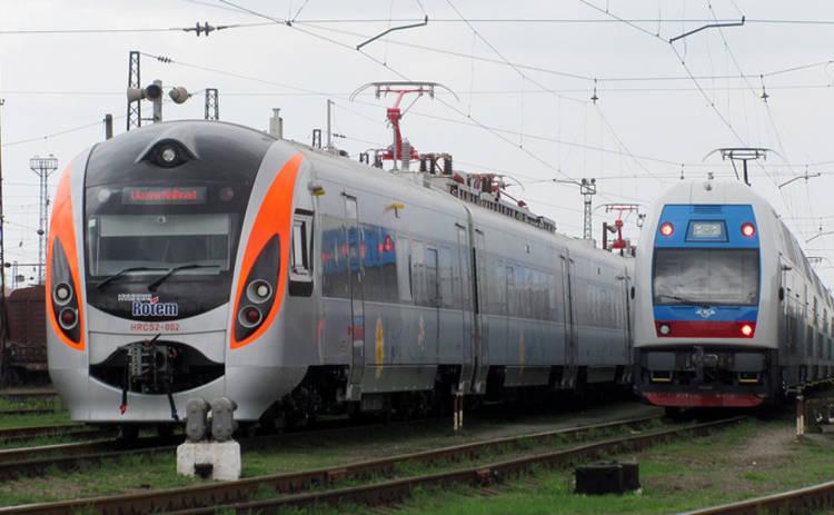 Укрзалізниця запускает скоростной поезд к морю