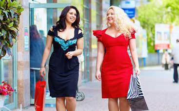 Как правильно подобрать платье для нестандартной фигуры (фото)