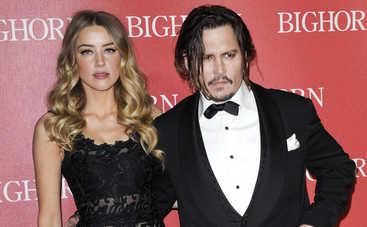 Развод Джонни Деппа: Эмбер Херд уличили во лжи