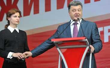 Петр и Марина Порошенко: Украиной правят Цезарь и Драйзер?