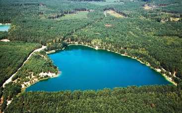 Природный лекарь – Голубые озера (фото)