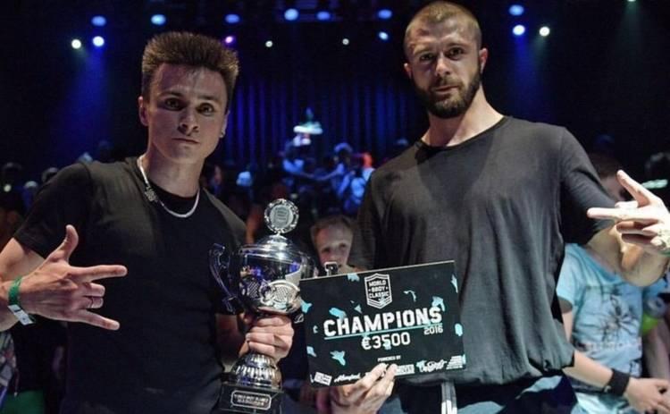 Украинцы выиграли чемпионат мира по брейкдансу (видео)