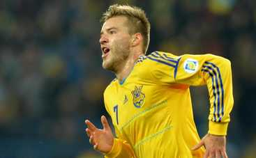Лидер сборной Украины нацелился на победу в матче с Германией