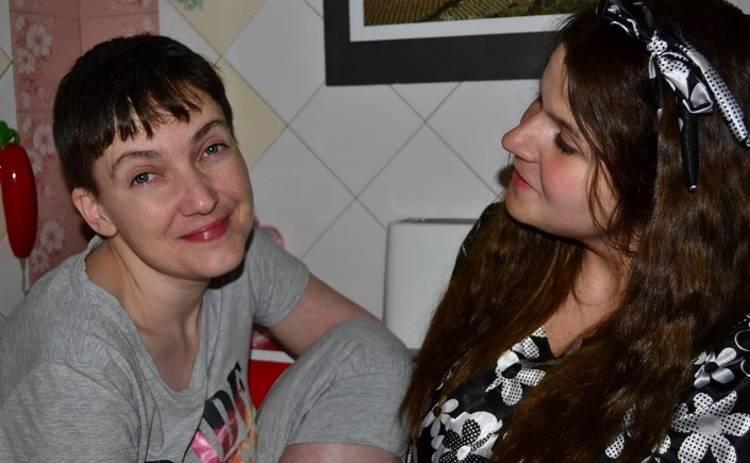 Савченко возродила в Раде традицию «кумовства» (фото)