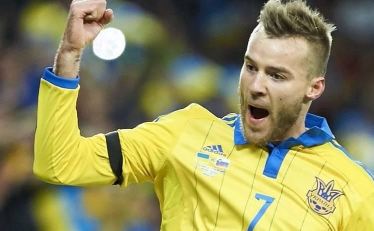Ярмоленко стал одним из лучших игроков Евро еще до его начала