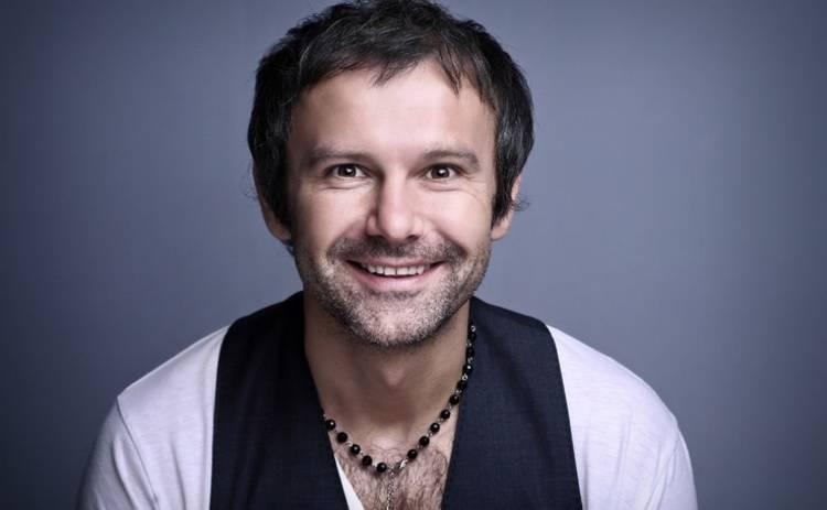 Вакарчук во Львове спел на крымскотатарском (видео)
